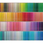 東京の色えんぴつ職人が作った500色の色えんぴつ!